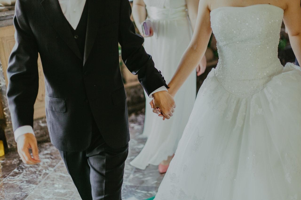 wspólne rozliczenie małżonków, małżonkowie w dniu ślubu